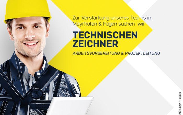 Offene Stelle Erich Trinkl im Zillertal Tirol